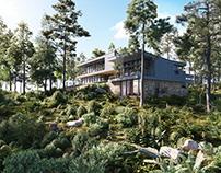 Schroeder Court Residence_Render LeHong Design.