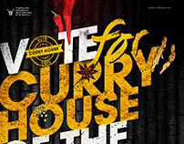 VOTE FOR CURRY HOUSE CAMPAIGN