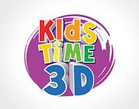 Sky Kids - KIDS TIME 3D - Design Packagin
