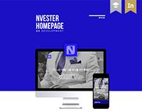 NVESTOR UX/UI eXperience Design