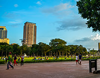 Luneta Park, Manila Philippines | Street Photography
