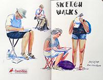 Sketches 2019. Part 1