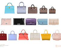 Illustration bags
