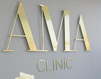 AMA Clinic - Trípticos