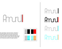 "Amurull ""West Coast Business"" Logo Design"