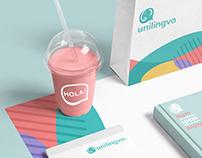 Logotype & Brand guideline // Unilingvo