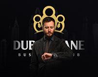 "Brand for business club ""Dubaichane"""
