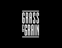 Grass & Grain Restaurant Identity