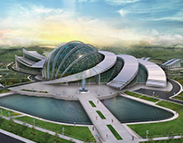 "Project of scientific center ""Biosphere"""