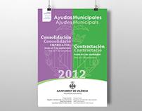 Ayudas a la Contratación y Consolidación empresarial