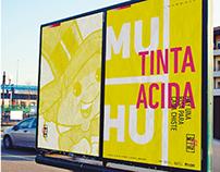 MUSEO GRÁFICO DEL HUMOR - BRANDING