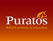 LABEL FOR THE «PURATOS» COMPANY IN ODESSA.