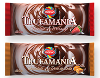 TRUFAMANIA popsicles packages