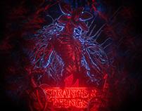 Stranger Things 4 - Billelis Tribute Art