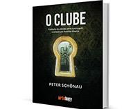 O Clube - Book Cover Design