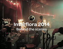 INTERFLORA – BEHIND THE SCENES
