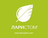 Larystom