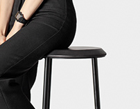 Protagonist bar stool