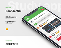 Confidential App for Students and Teachers