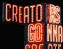 Creators Gonna Create