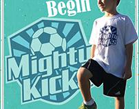 Mighty Kicks Promo Poster