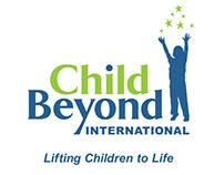 Child Beyond International Logo Design
