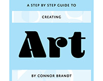 A Step by Step Guide to Creating Art