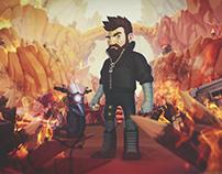 Nomad Bikerun Trailer