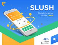 Slush brochure based on real demands