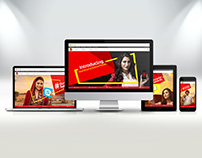 Jazz / Mobilink Responsive Website Design