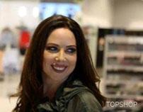 Bianca x Grazia Qatar x TOPSHOP M.E.