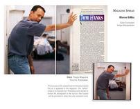 Magazine Production / Retouching