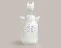 milk bottle design