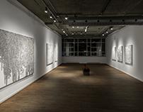 2015 - Exposition : Se tisser un chaos luxuriant
