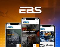 EBS Balancing Machine   UX-UI Design