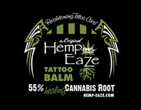 Hemp-Eaze™ TATTOO BALM