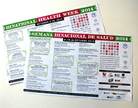 Ventanilla de Salud: Binational Health Week 2014
