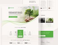 EcoTechnol Website Design