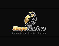 Shape Masters style guide