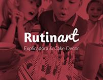 Rutinart | Branding