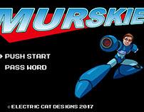 Murskie Start Screen