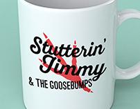Stutterin' Jimmy Branding // Logo