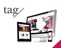 TAG Digital - Web Design