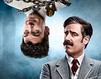 Mitch Jenkins + Fox's Houdini & Doyle