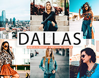 Free Dallas Mobile & Desktop Lightroom Presets