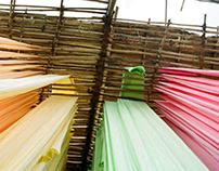 Living and Dyeing | Danilimda, ahmedabad