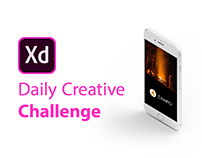 Adobe Xd Daily Challenge