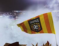 Tropics FC | Branding
