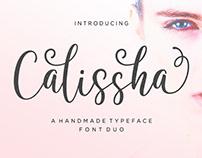 Calissha Font Duo