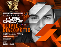 PureGroove 1 Year Brazil w/ Olivier Giacomotto